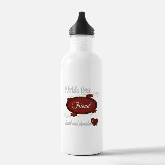 Cherished Friend Water Bottle