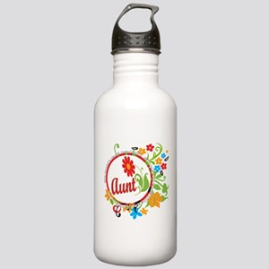 Wonderful Aunt Stainless Water Bottle 1.0L