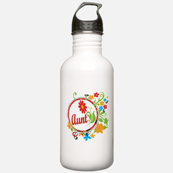 Wonderful Aunt Water Bottle