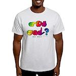 Got ASL? Rainbow SQ CC Light T-Shirt