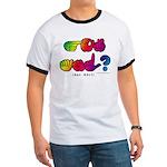 Got ASL? Rainbow SQ CC Ringer T