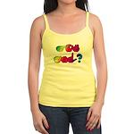 Got ASL? Rainbow SQ Jr. Spaghetti Tank