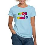 Got ASL? Rainbow SQ Women's Light T-Shirt