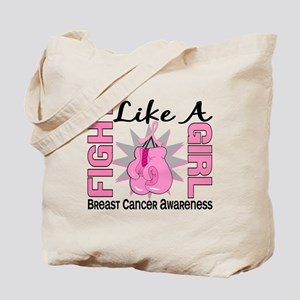 Licensed Fight Like a Girl 8.3 Tote Bag