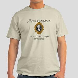 James Buchanan Light T-Shirt