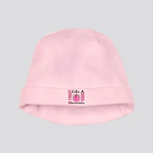 Licensed Fight Like a Girl 8.5 baby hat