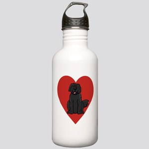 Love Newfie Stainless Water Bottle 1.0L