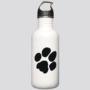 Pawprint Stainless Water Bottle 1.0L