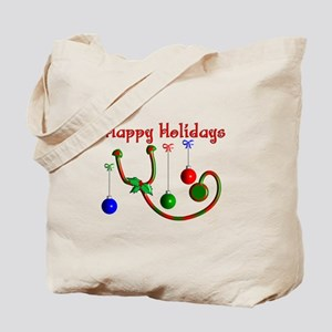 Nurse Christmas Tote Bag