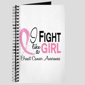 Licensed Fight Like a Girl 10.1 Journal