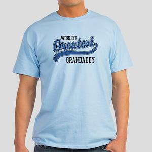World's Greatest Grandaddy Light T-Shirt