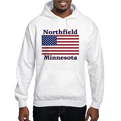 Northfield US Flag Hoodie