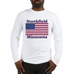 Northfield US Flag Long Sleeve T-Shirt