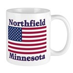 Northfield US Flag Mug