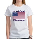 Northfield US Flag Women's T-Shirt