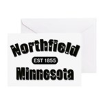 Northfield Established 1855 Greeting Card