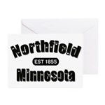Northfield Established 1855 Greeting Cards (Pk of