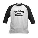 Northfield Established 1855 Kids Baseball Jersey