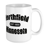 Northfield Established 1855 Large Mug