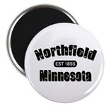 Northfield Established 1855 Magnet