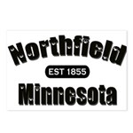 Northfield Established 1855 Postcards (Package of