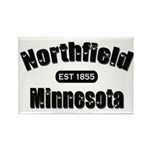 Northfield Established 1855 Rectangle Magnet (10 p