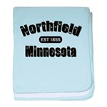 Northfield Established 1855 baby blanket