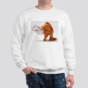 Thanksgiving Funny Turkey Sweatshirt