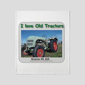 Kramer KL250 Throw Blanket