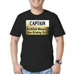 Northfield Beer Drinking Team Men's Fitted T-Shirt