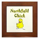 Northfield Chick Shop Framed Tile