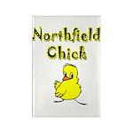 Northfield Chick Shop Rectangle Magnet (100 pack)