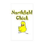 Northfield Chick Shop Sticker (Rectangle 50 pk)