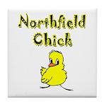 Northfield Chick Shop Tile Coaster