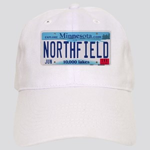 Northfield License Plate Cap