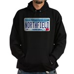 Northfield License Plate Hoodie (dark)