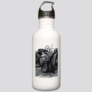 Tired old tractor Stainless Water Bottle 1.0L