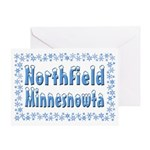 Northfield Minnesnowta Greeting Card