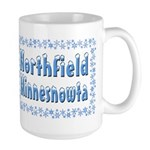 Northfield Minnesnowta Large Mug