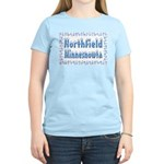Northfield Minnesnowta Women's Light T-Shirt