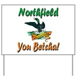 Northfield Loon Yard Sign
