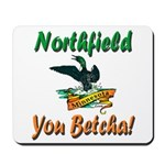 Northfield Loon Mousepad