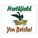 Northfield Loon Small Poster