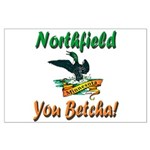 Northfield Loon Large Poster