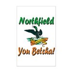 Northfield Loon Mini Poster Print
