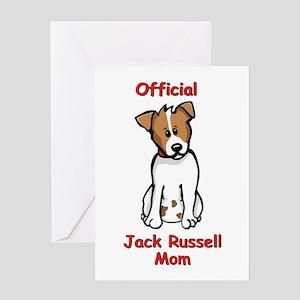 JR Mom Greeting Card