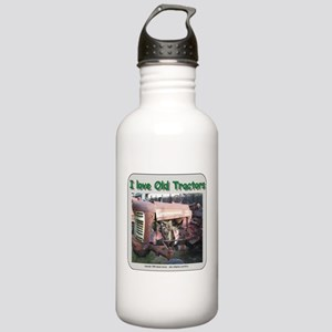 I Love old Corn binders Stainless Water Bottle 1.0