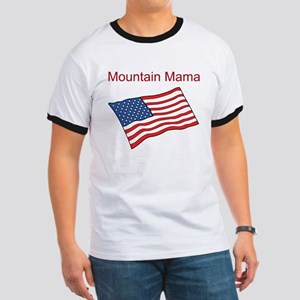 Mountain Mama Ringer T