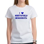 I Love Northfield Women's T-Shirt