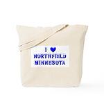 I Love Northfield Tote Bag